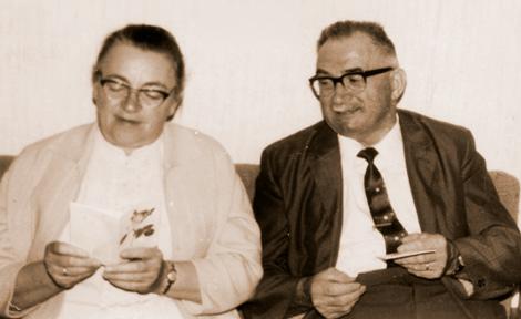 Luise und Friedrich Nothacker