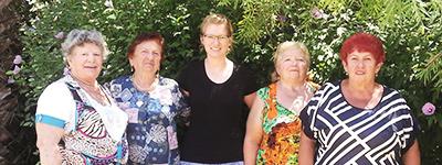 55 Jahre Gästearbeit in Shavei Zion