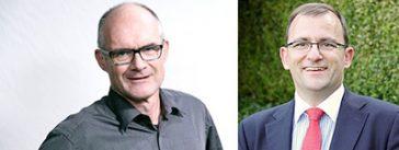 Freundestreffen mit Johannes Gerloff und Steffen Kern