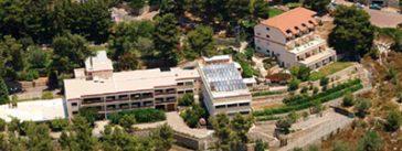 Erweiterungsbau in Maalot