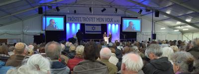 Israel-Freundestreffen , 1. Mai 2017