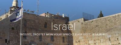 Zurück aus Israel
